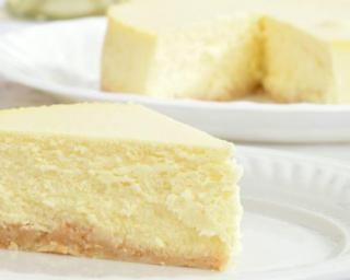 Cheesecake léger au citron et fromage blanc 0% aux restes de petits biscuits digestifs