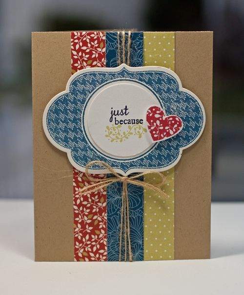 Layout: Primary Colors, Cute Cards, Cards Ideas, Handmade Cards, Papertrey Ink, Colors Combinations, Cards Inspiration, Cards To Make, Cards Sketch
