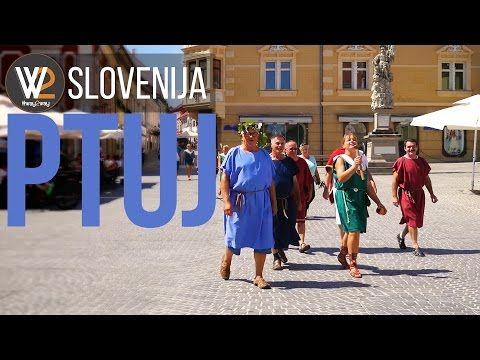 Птуй (Словения) - Видео-блог о путешествиях #WAY2WAY. #словения