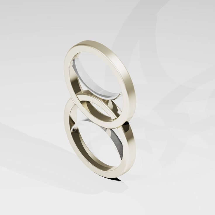 The mandorla pair rings expand our sensation and our perception, approaching, bringing and implementing the holistic vision of the single, interactive and interaction binary world, creating a new trend in jewelry design, in industrial design and modern design.