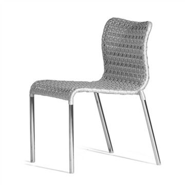 Kenneth Cobonpue Lolita Dining Chair - Style # CSLA-2232OD-xx, Modern Outdoor Dining Chairs – Contemporary Outdoor Dining Chairs – Outdoor Dining Furniture | SwitchModern.com