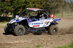Also joining Yamaha's growing team of SxS racers is current Grand National Cross Country (GNCC) XC1 Pro UTV champion, Cody Miller, defending his title with his Randy Hawkins N-Fab / Am-Pro YXZ1000R Sport Shift. Miller is an experienced GNCC racer in the SxS and 4x4 ATV racing classes, making GNCC history last year as the only one to win a 4x4 Pro ATV race and XC1 Pro UTV race on the same day.