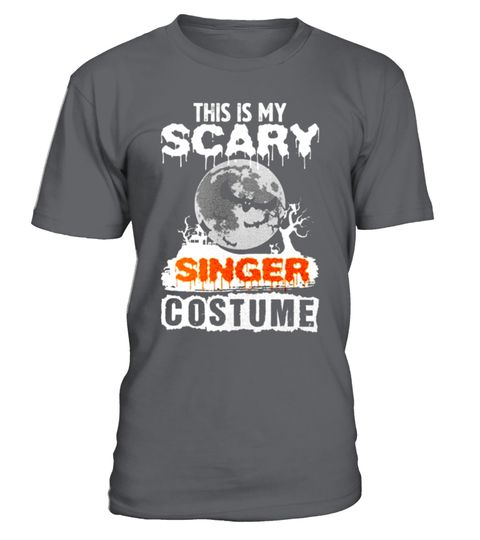 # This is my scary singer  costume .  This is my scary singer  costume