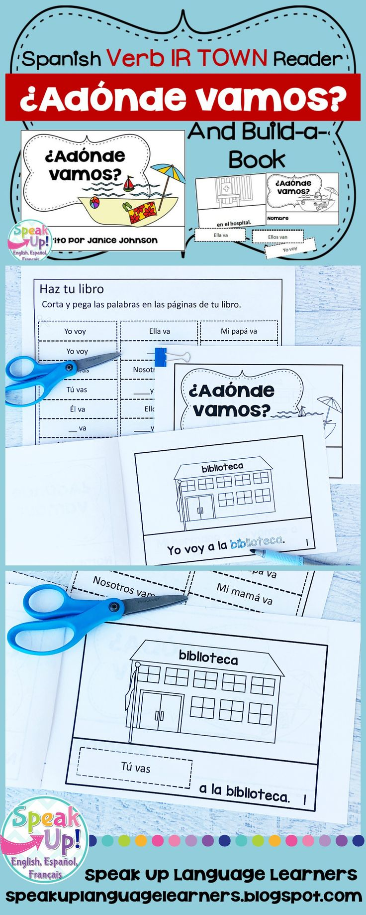 14 best Spanish Resources images on Pinterest | French lessons, At ...