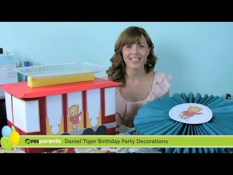 Daniel Tiger Birthday Party: Ideas and Tutorials . PBS Parents   PBS
