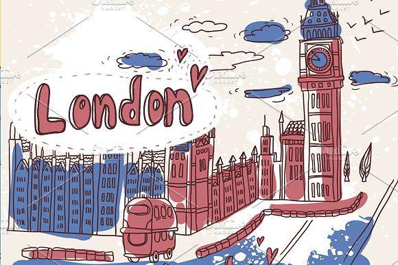 Cartoon London