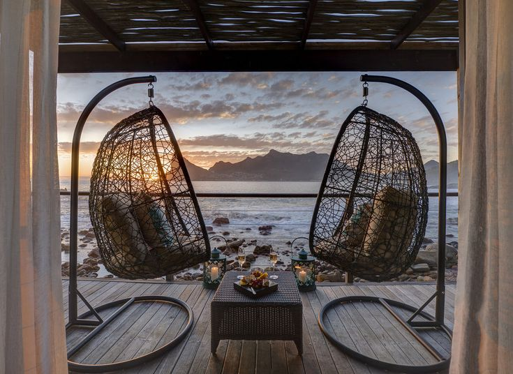 Tintswalo Atlantic rated one of the Best Hotels in Cape Town according to Jetsetter!