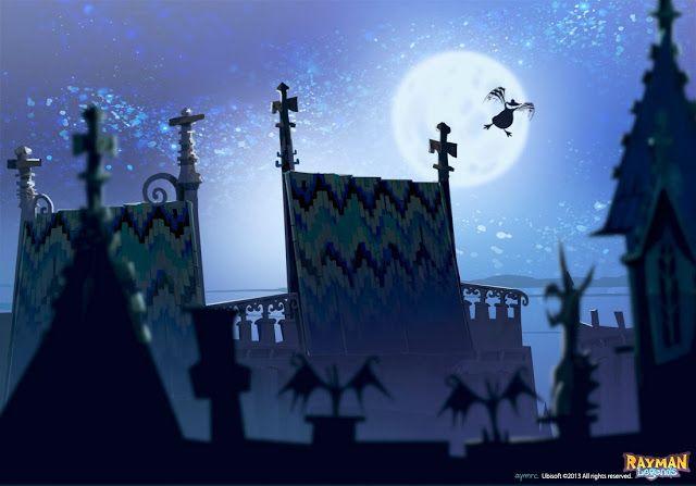 aymrc: Rayman Legends Concepts