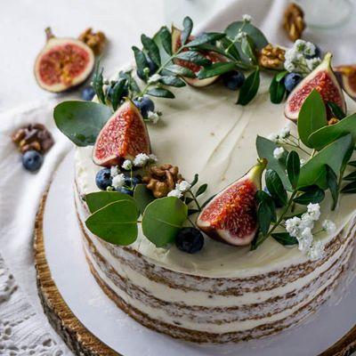 Морковный торт   Mary Bakery