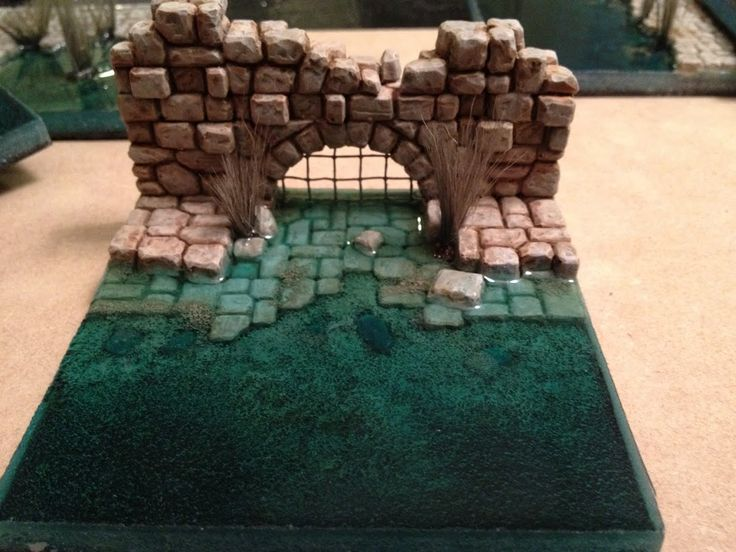 miniature tiles that are cool.  Great dungeon tiles