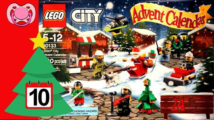 Lego - Natal 2016 - Calendário do advento 🎄 10 de Dezembro
