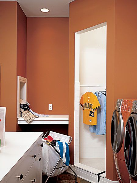 Laundry Chute! 16 Old-House Trends We Want to Bring Back