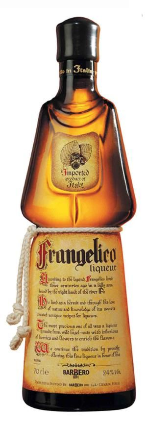 Top Spirits for Coffee: Frangelico