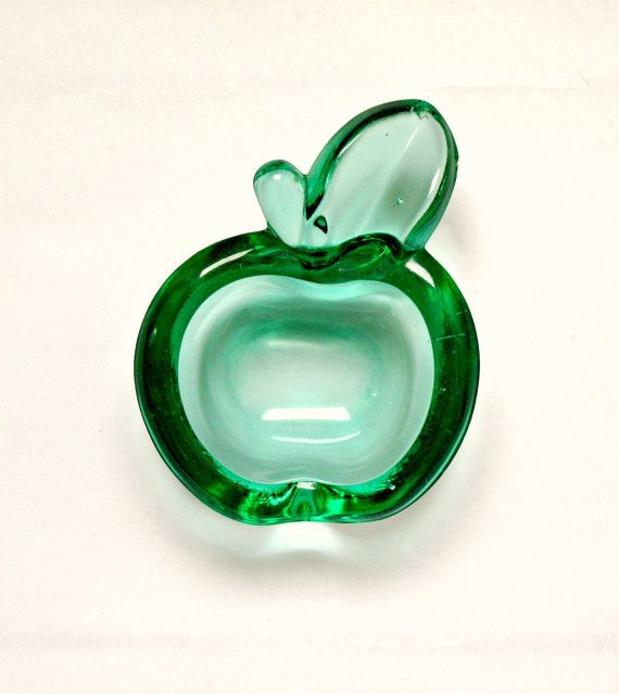 S Glass Dish