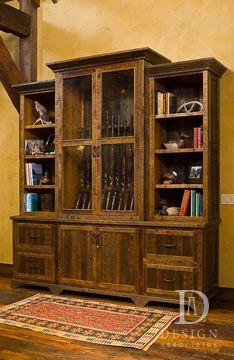 84 best Gun Cabinets & Storage images on Pinterest   Gun cabinets ...