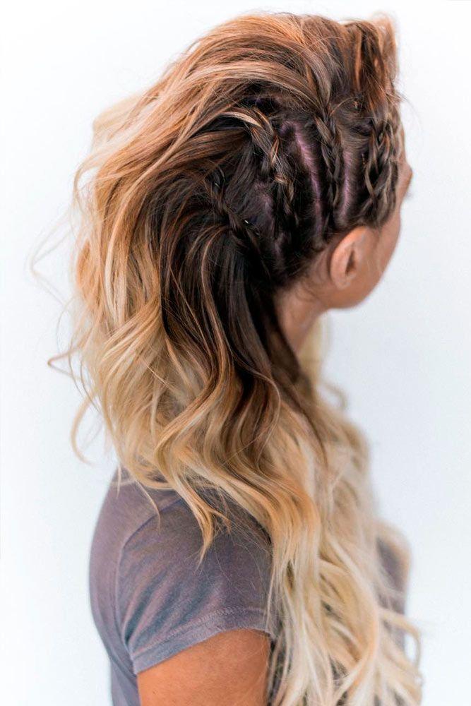 Trendy Braided Hairstyles to Try This Season ★ See more: http://lovehairstyles.com/trendy-braided-hairstyles-this-season/