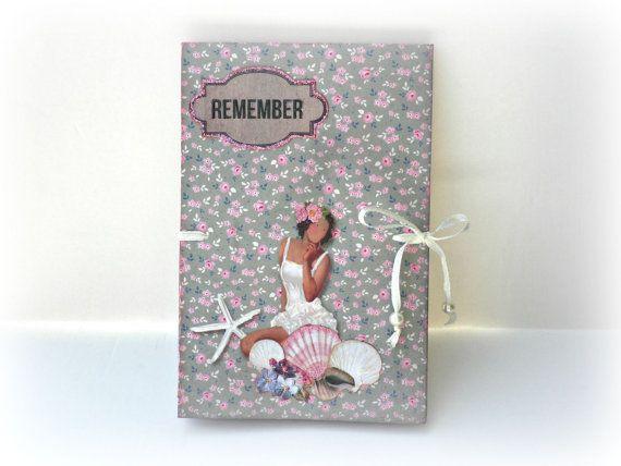 Scrapbooking mini album Tilda album Photo mini by sweetpaperlife