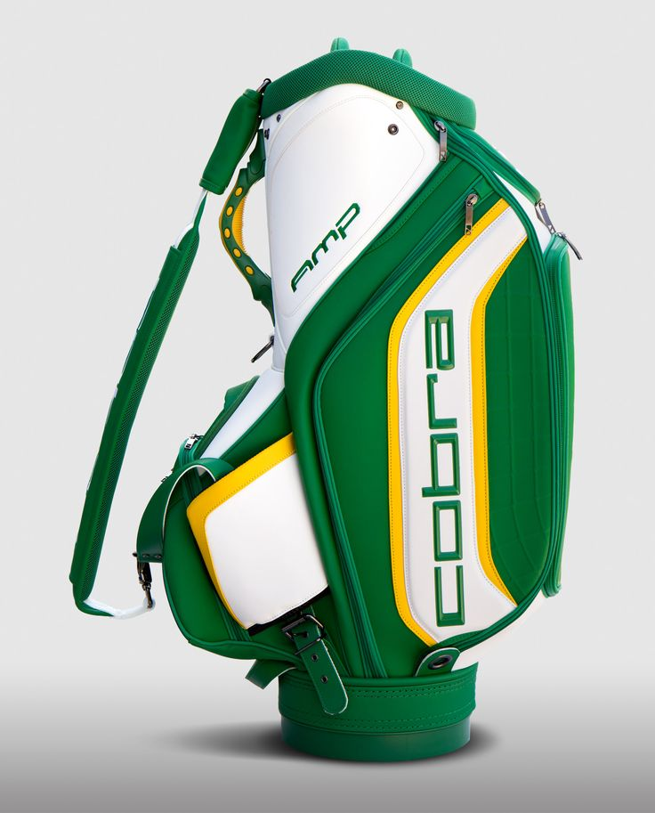 rickie fowler s staff bag for the masters the masters