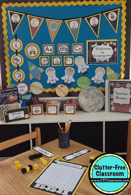 Classroom Decor On A Budget : Images about space classroom theme on pinterest