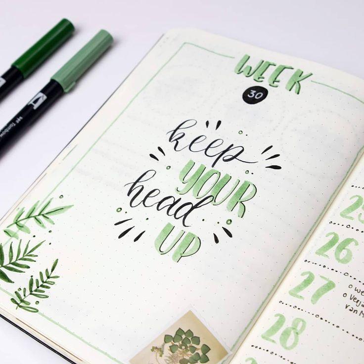 21 Motivations-Self-Care-Bullet-Journal-Seiten, die Sie ausprobieren möchten – The Peti