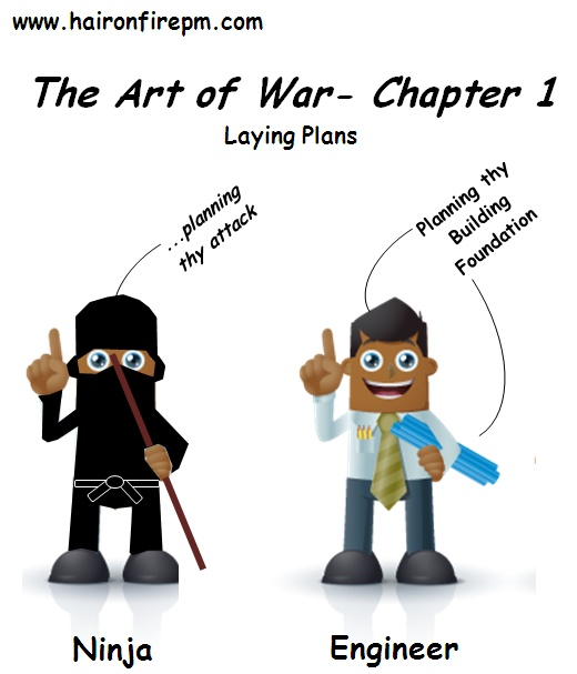the art of war for managers pdf