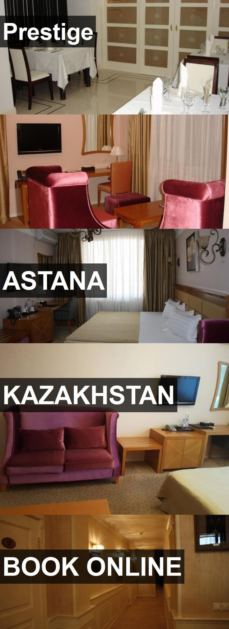 Hotel Prestige in Astana, Kazakhstan. For more information, photos, reviews and best prices please follow the link. #Kazakhstan #Astana #travel #vacation #hotel