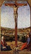 """New artwork for sale! - """" Antonello Da Messina Crucifixion by Antonello da Messina approx """" - http://ift.tt/2o62eOs"""