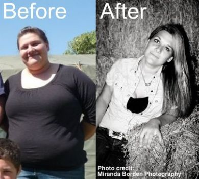 """""""How I lost 115 pounds the healthy way!"""""""