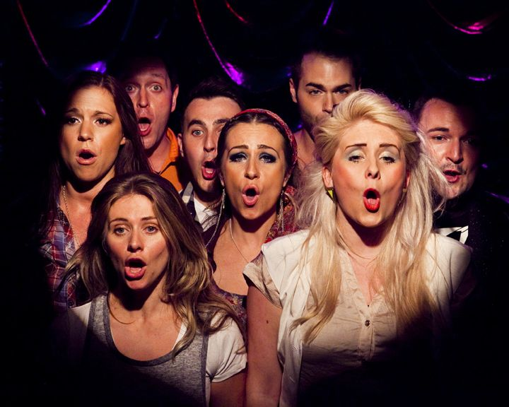 The Last Ever Musical, try-out production at the White Bear Theatre, London - written by Simon James Collier & Richard Bates