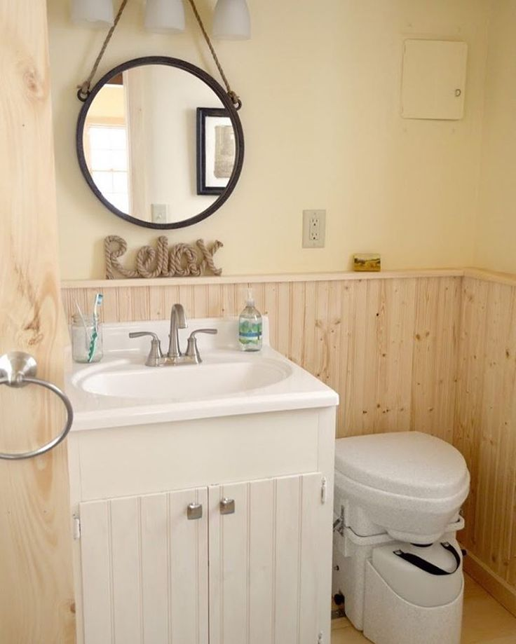 #tinyhome #composttoilet #littlebathroom #tinyhouse #tinyhomemovemeny #relax #homeiswhereyouparkit #bathroom #hgtv #tinyrealestate #natureshead