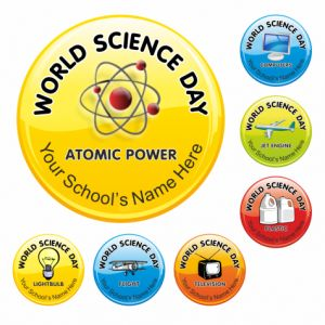 Four science activities for World Science Day.