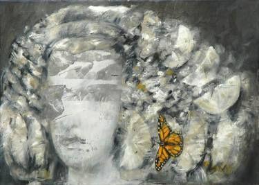 "Saatchi Art Artist Paolo Damiani; Painting, ""After Velazquez ( The Infanta Margarita)"" #art"