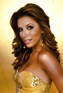 Eva Longoria, the youngest of four sisters who grew up on a ranch near Corpus Christi, Texas,