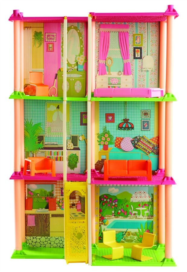A Look Back at Barbie's Dreamhouse - Barbie's Dreamhouse Through the Years