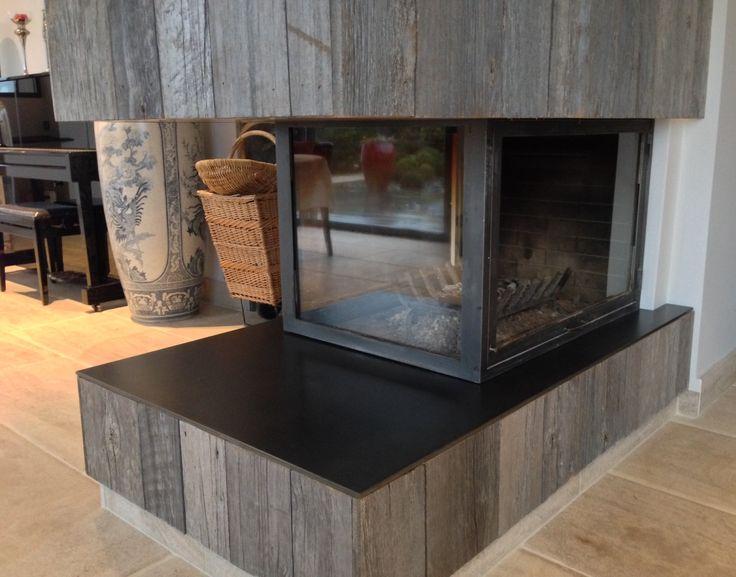 Décoration intérieure - Plaque de cheminée sur mesure - Art Métal Concept Quimper - http://artmetalconcept.e-monsite.com/album/agencement-interieur/