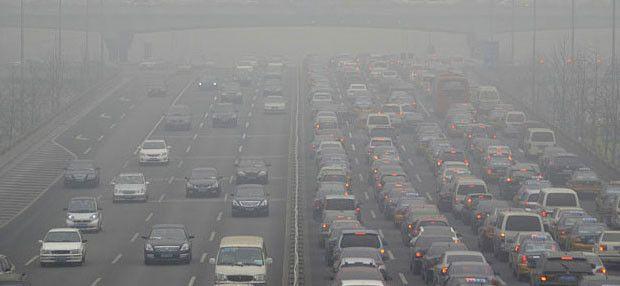 Poluarea, principalul factor de declansare a bolilor respiratorii