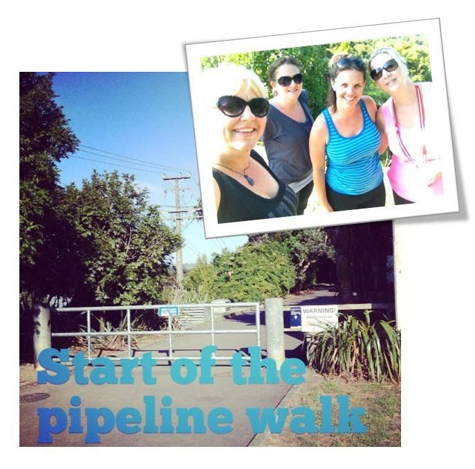 Free Walking Group Wed 9:15am ( term Time)Pipeline Track . Great walk this morning we discussed health, parenting , education - Fiona