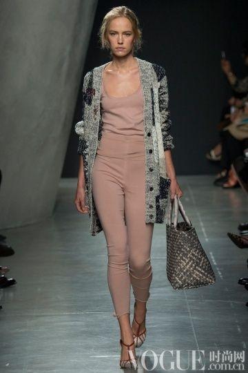 Bottega Veneta2015年春夏高级成衣时装秀发布图片483115