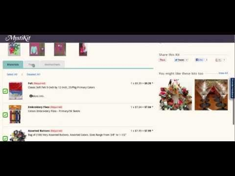 DIY, crafts, do_it_yourself, crafting_made_easy, wedding_DIY,Group_Crafts --> http://mystikit.com/kit/Search