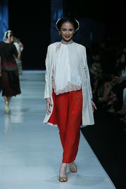 Obin - Jakarta Fashion Week 2014
