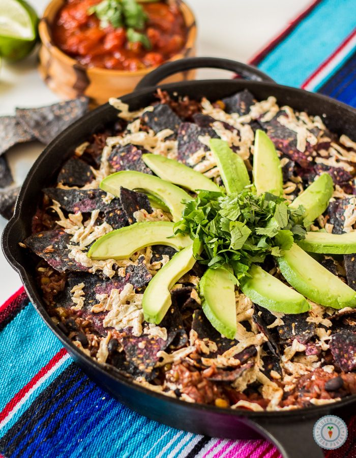 One Pot Mexican Casserole - Vegan & Gluten-free | glutenfreeveganpantry.com