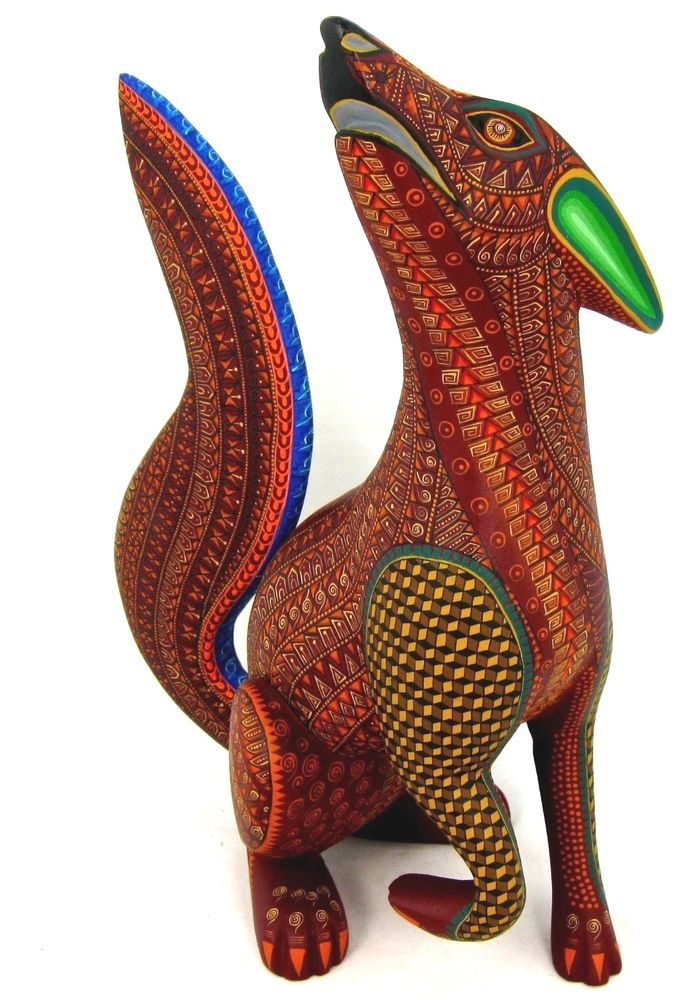 Best images about oaxacan wood and paint on pinterest