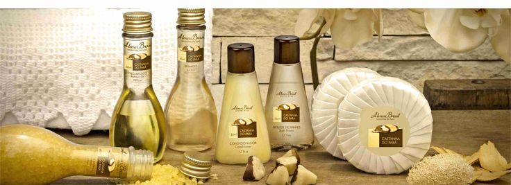 Alma Brasil Cosméticos Luxo Shampoo Condicionador Sabonete Beleza Saude Bem estar Harus Amenities Hotel Motel Conforto