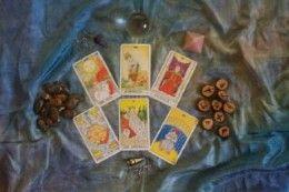 DIVINATION METHODS  -  I Ching, Runes, Tarot, Numerology.