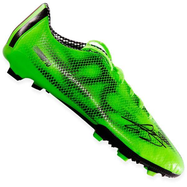 Gareth Bale Signed adidas F10 Adizero Cleat