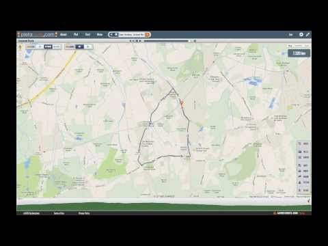 plotaroute.com - Walking, Running, Cycle Route Planner