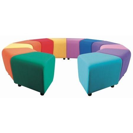 modular seats (not multicoloured tho)