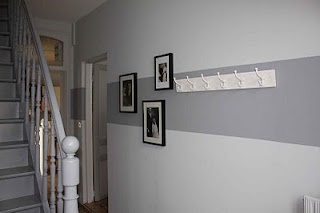 bandeau couleur couloir