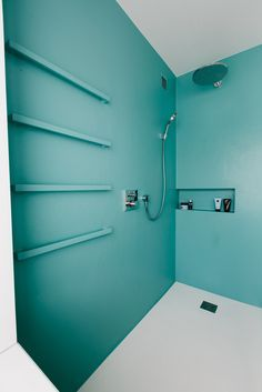 naadloze badkamer polyester - Google Search