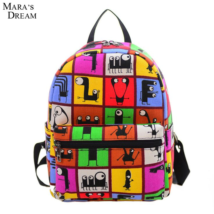 ==>DiscountMara's Dream 2016 New Woman Backpack Canvas School Bag Printing Lightweight School Backpacks Fashion Women's Mini BagsMara's Dream 2016 New Woman Backpack Canvas School Bag Printing Lightweight School Backpacks Fashion Women's Mini BagsSmart Deals for...Cleck Hot Deals >>> http://id702965481.cloudns.ditchyourip.com/32672752214.html images
